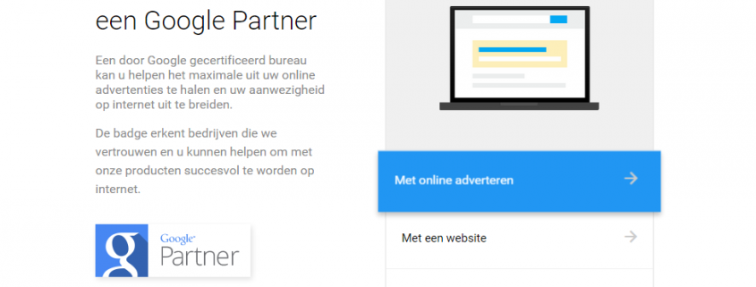 Internet Seven is Google Partner