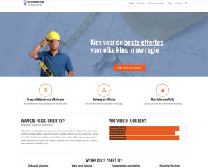 regio-offertes website